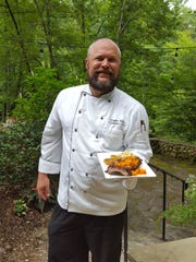 Executive chef at the Billy Graham Training Center,