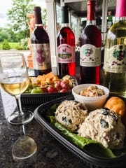 Sumner Crest Winery in Portland offers more than 25 varieties of red, white, fruit and dessert wines.