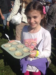 Chowderfest tip: Fill a muffin tin with samples, then taste!