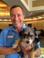 Randy Zupanski, GM of Westin Mission Hills Resort &