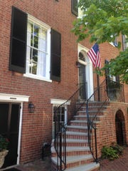 Former Sen. Evan Bayh bought this home in the Washington,