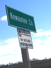 Many of large dairy operations located in Kewaunee and southern Door county have come under scrutiny of environmental groups due to concerns over manure contaminating ground water.