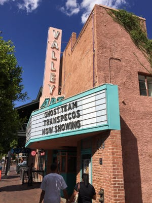 """The Valley Art theater, 505 S. Mill Ave., was built in 1940. It originally was known as the College Theater, operated by Dwight """"Red'' Harkins. The building looks much the same as it did when it opened and it remains owned and operated by Harkins Theaters, which is headed by Dwight's son, Dan Harkins."""