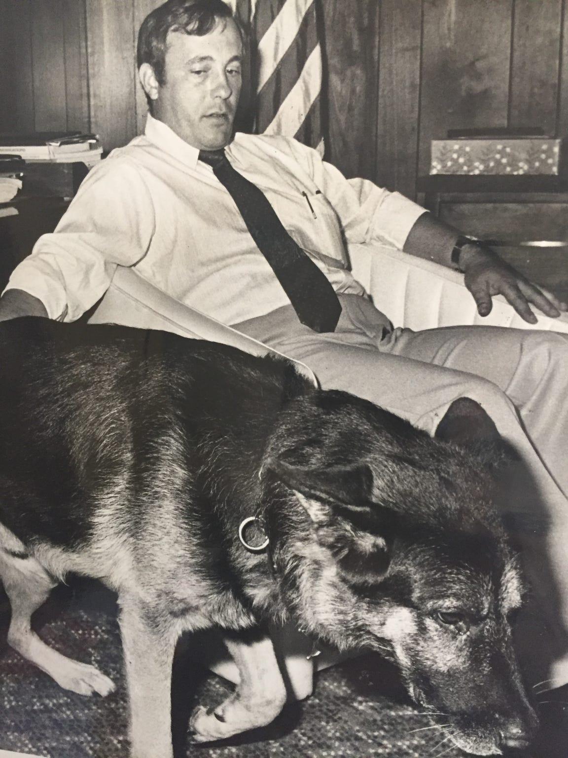 Discredited dog handler John Preston's fraudulent testimony