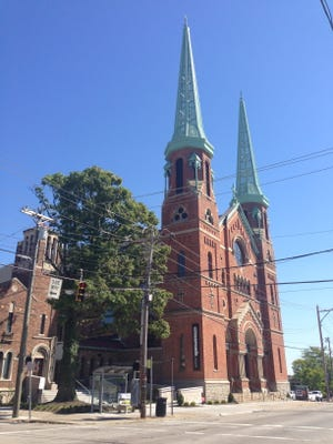 Old St. George Church in Corryville has found new life restored as Crossroads Uptown, which opened in August.