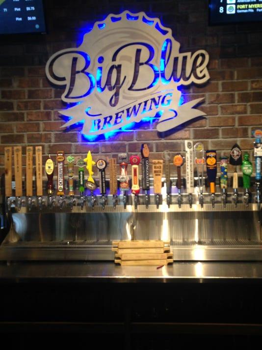 Big Blue Brewing