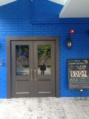 Big Blue Brewing is one of the newer businesses along Southwest 47th Terrace. Cape Coral recently was named one of the 100 best retirement places in America.
