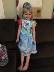 Sparks police are looking for 4-year-old Maddie Zimmer in relation to a child concealment case.