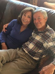 Former residents Faces paid a visit with Dan and Janice Daniels recently at their home in Breckenridge, Colorado. The family lived in Evansville for many years while Dan practiced cardiac surgery.