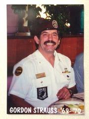 Gordon Strauss, U.S. Navy