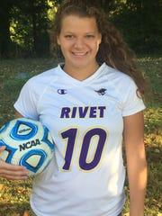 Janine Anderson, Vincennes Rivet, girls' soccer