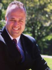 Holmdel School Board member Dennis Pavlik