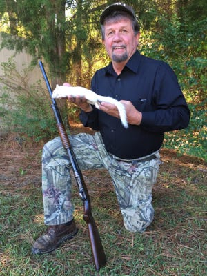 Squirrel season is long and offers lots of hunting opportunities.