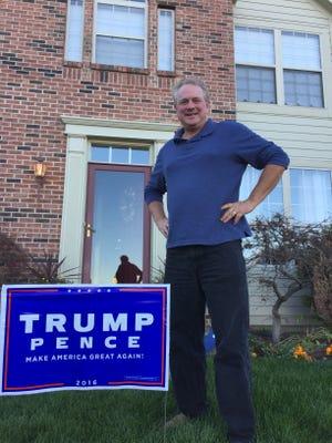 Sales rep David Giffel lives in Hamilton County.