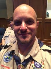 Jason Miller of Scott, Louisiana.