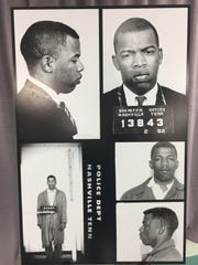 John Lewis arrest mugshots from when he challenge the status quo and fought for civil rights across the U.S. and the South.