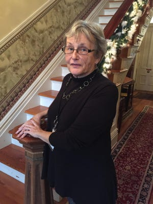 Donna Amann, administrator of the Greater Milford Area Historical Society, is retiring.
