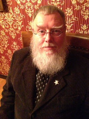 Peter H. Gilmore, high priest of The Church of Satan and part-time Fort Myers resident