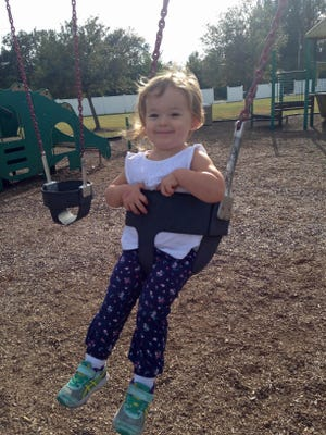 Isabella's parents are already preparing for her future with a college savings fund.