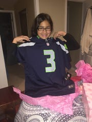 My daughter is a Seahawks fan. She probably made the right decision.