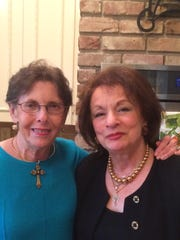 Suzanne Wolff and Barbara Cattar