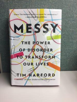 """Messy"" by Tim Harford"