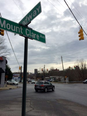 Would this Asheville intersection be well-served with a roundabout?