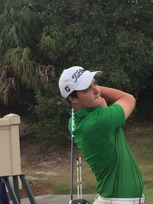 Seacrest golfer Chase Bigham, a junior,  has verbally committed to play for FGCU.