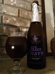 Wee Heavy, from Alesmith Brewng Company in San Diego.