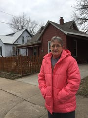 Robyn Wilson, 59, has lived on New Avenue for 13 years