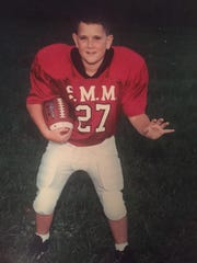 Paul Worrilow played CYM football for St. Mary Magdalen before playing at Concord High and the University of Delaware.