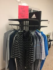 Golf shirts $20 at The Custom Golf Advantage