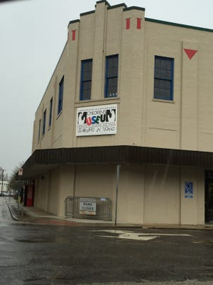 The top floor of the Children's Museum of Acadiana in downtown Lafayette, Louisiana, is being considered for apartments.