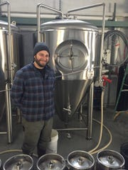 Mark Babson, owner and brewer of River Roost Brewing