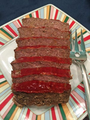 Venison and ground beef combine in House Speaker Paul Ryan's meatloaf.