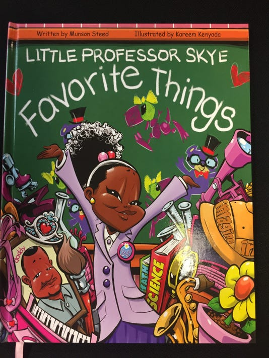 Little Professor Skye
