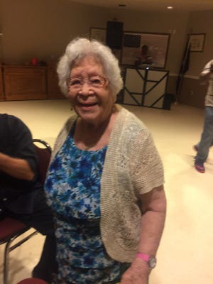 Centenarian Palmira Fortis celebrated her birthday, turning 102 years young.
