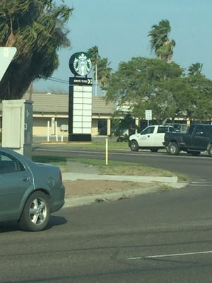 A new Starbucks location will open Monday, March 6, at the corner of Weber Road and Saratoga Blvd.