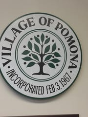 The village of Pomona was incorporated 50 years ago.