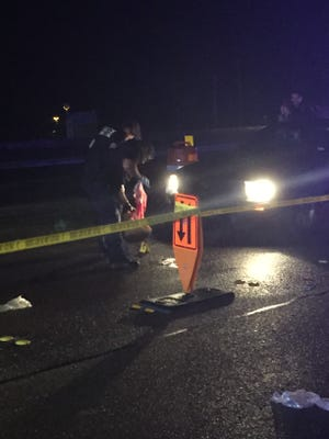 Corpus Christi police shut down part of Ocean Drive Thursday night to investigate a fatal stabbing.