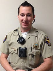 Ventura County Sheriff's Deputy Allen Herme