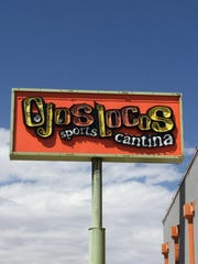 Ojos Locos Sports Cantina is the top-selling bar in
