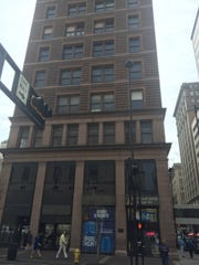 The Tri-State Building, also known as the Traction Building, in Cincinnati is in the running for inclusion on the National Register of Historic Places.