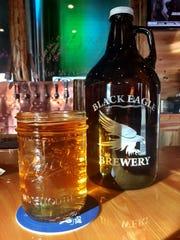 Smelter Men Blonde Ale at the Black Eagle Brewery