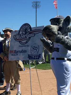 The 2017 Atlantic League All-Star Game, to be contested at TD Bank Ballpark, home of the Somerset Patriots, on July 12, will be presented by RWJBarnabas Health and Horizon Blue Cross Blue Shield of New Jersey