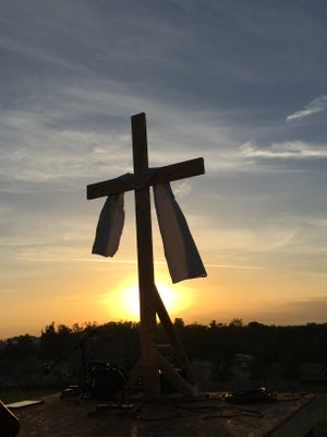 Sunrise Easter church service at Centerpoint Fellowship Church in Prattville.