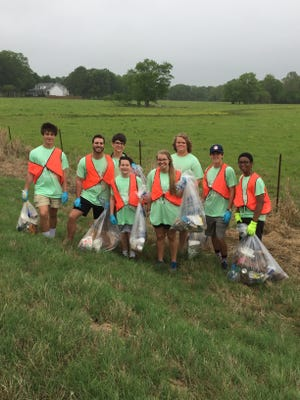 Pike Road is hosting its fifth annual Spring Cleanup this week. Volunteers from Saint James United Methodist Church jump-started the cleanup on Sunday by picking up trash alongside Wallahatchie Road.