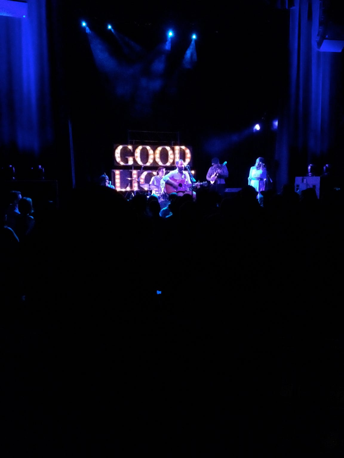 Drew Holcomb & the Neighbors at Lincoln Hall in September 2013.