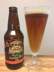 Stone Arch Scottish Ale
