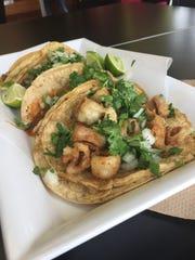 Taco tripa (tripe) at Paco's  Tacos, 4390 N. Keystone